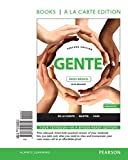 img - for Gente: nivel b sico, 2015 Release, Books a la Carte (3rd Edition) book / textbook / text book