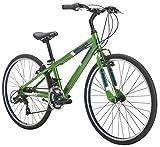 "Diamondback Bicycles Insight 24 Youth Fitness Hybrid 24"" Wheel, Green"