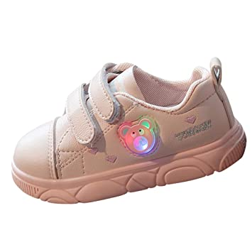 Kids Boys Girls Sports Shoes Children Athletic Running Sneakers School Trainers