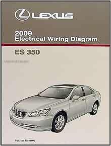 2009 Lexus ES 350 Wiring Diagram Manual Original: Lexus: Amazon.com: BooksAmazon.com