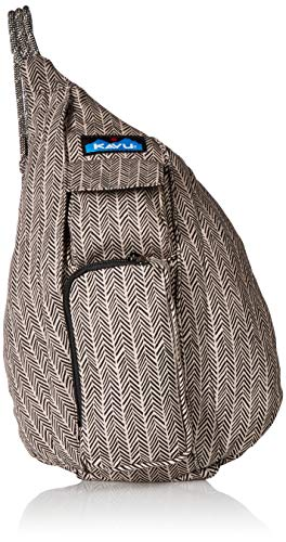 (KAVU Mini Rope Bag - Chevron Shower)