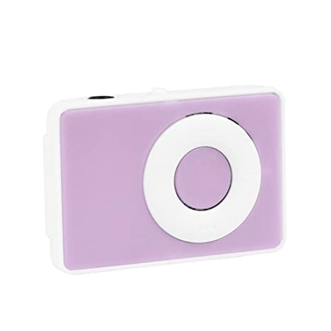SALLYDREAM Clip USB Digital Mini Mp3 Reproductor Multimedia ...