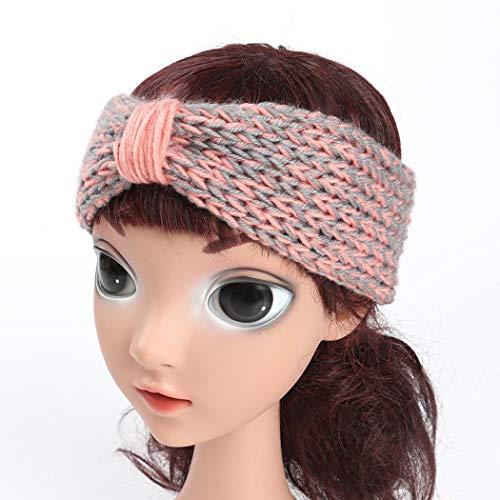 Et Bonnets Emballés Mignons Enfants Bohème Accessoires Pour Bandeau De Cheveux Laine En Style Casquettes Aimado Type3 Bobs Tricot ZpOq7