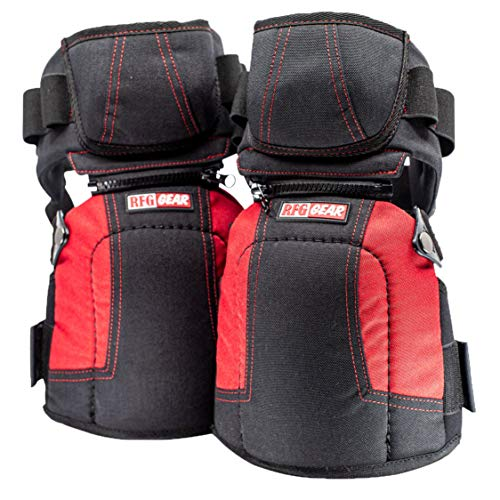 Professional Construction Flooring Knee Pads for Work with Comfortable Heavy