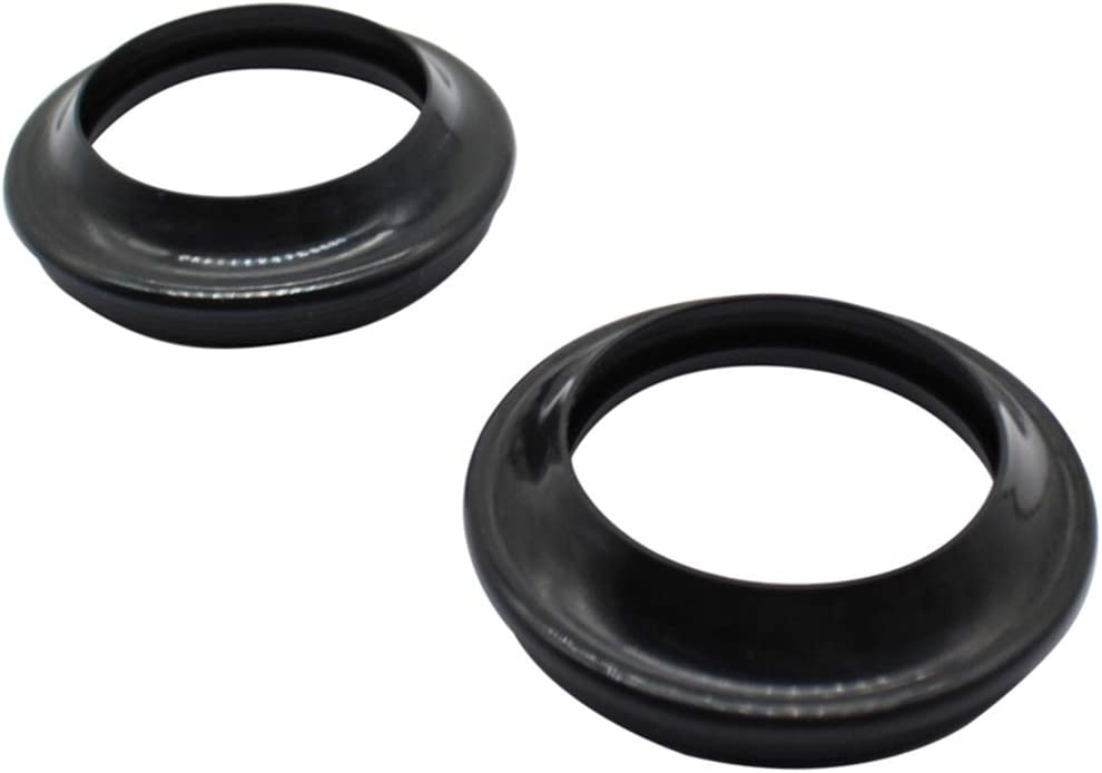 Cyleto 43x53x11 43 53 Motorcycle Front Fork Damper Shock Absorber Oil Seal and Dust Seal
