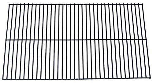 - Music City Metals 55801 Porcelain Steel Wire Cooking Grid Replacement for Select Gas Grill Models by Charbroil, Kenmore and Others