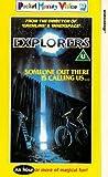 Explorers VHS Tape