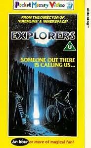 Explorers [VHS]