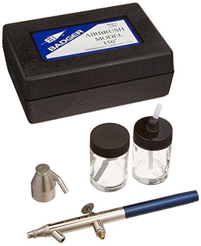 Badger Air-Brush Co. 150-3 (L) Airbrush Set, Large Head