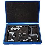 Fowler 72-229-220 Micrometer Set