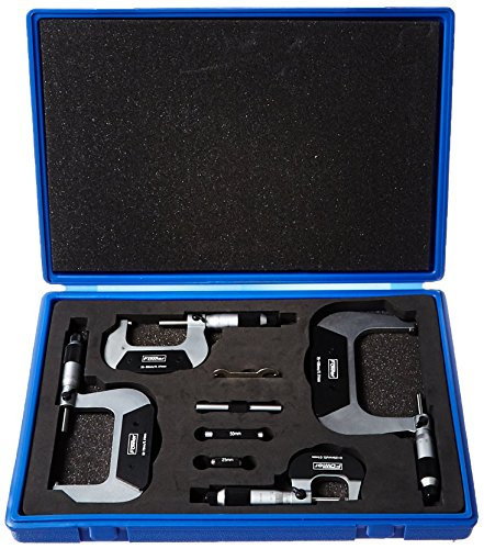 Digital Micrometer Set - Fowler 72-229-220 Micrometer Set