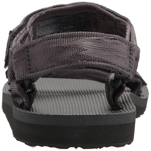 Teva Mens M Originale Sandalo Sportivo Universale Bugalu Strutturato Ombra Scura