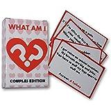 WHAT AM I ? Game - Valentines Day Gift for Him / Her / Anniversary / Boyfriend Girlfriend Love Present