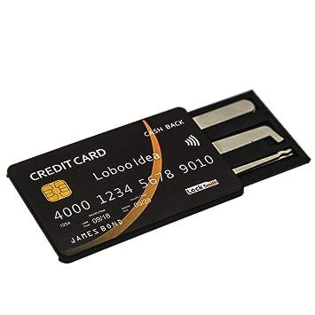 Loboo Idea - Juego de herramientas para abrir tarjetas de ...