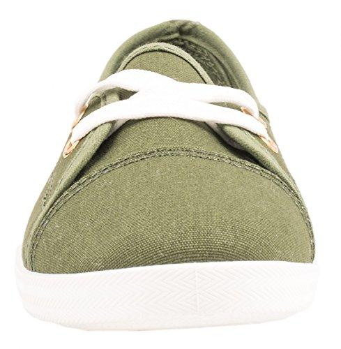 Elara - Zapatillas Mujer Verde