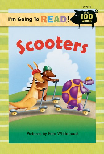 I'm Going to Read (Level 2): Scooters (I'm Going to Read Series) by Sterling Publishing Co