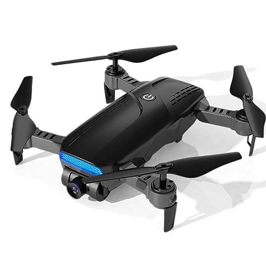 ElevenY Mini Drone de Selfie Plegable con cámara Doble de 1,2 K HD ...