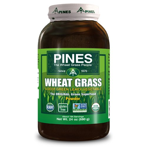 Pines International Wheat Grass Powder - 24 oz (Powder Wheat Pines Grass)
