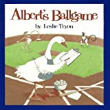 Albert's Ballgame, Leslie Tryon, 0689801874