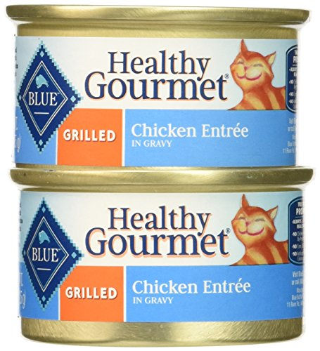 BLUE-Healthy-Gourmet-Adult-Grilled-Chicken-Wet-Cat-Food-3-oz-Pack-of-24