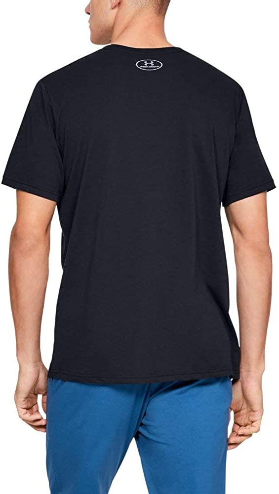 Under Armour Ua Branded Big Logo Short Sleeve Camiseta Hombre