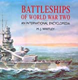 Battleships of World War Two, M. J. Whitley, 155750184X