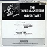 Basil Rathbone / Errol Flynn - The Three Musketeers / Oliver Twist - Columbia Special Products - P13902 - United States - - Very Good Plus (VG+)/Near Mint (NM or M-) - LP