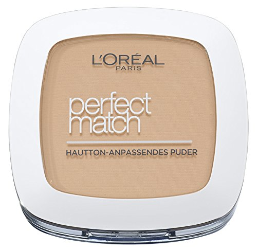 L'Oreal Paris Perfect Match Compact Powder