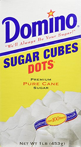 (Domino Sugar Cubes - 1 lb (Pack of 3) )