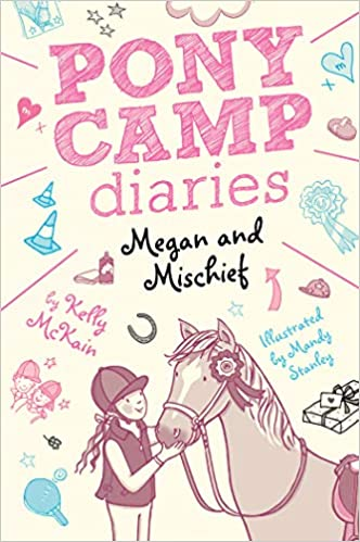 Pony Camp Diaries book cover