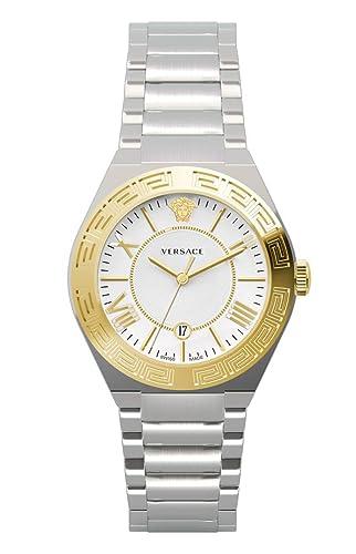 b2c4141e6c Versace Ladies Watch Landmark VEAX00318: Amazon.co.uk: Watches