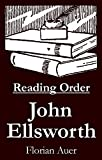 #4: John Ellsworth - Reading Order Book - Complete Series Companion Checklist