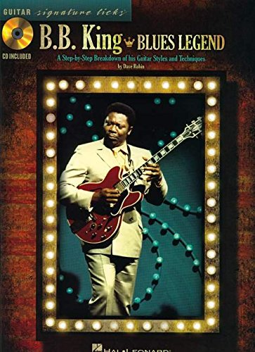 SIGNATURE LICKS+CD B.B.KING (Signature Liks): Amazon.es: King B.B. ...