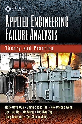 Descarga gratuita de libros electrónicos gratis Applied Engineering Failure Analysis: Theory and Practice B00UVAW4EO PDF DJVU FB2