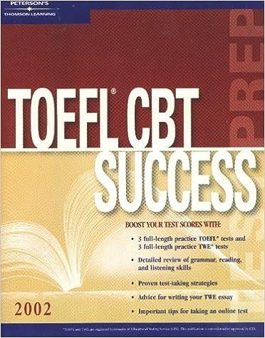 Toefl toeic | Free Downloads Ebooks Websites