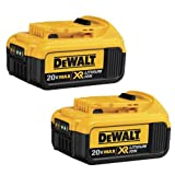 Best dewalt battery - DEWALT DCB204-2 20V Max Premium XR Li-Ion Battery Review