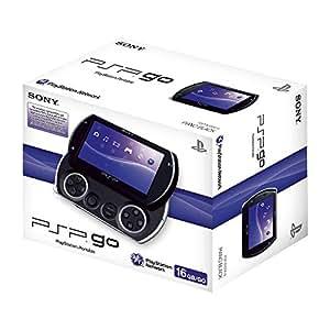 Console PSP Go! Noire [Importación francesa]