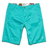 LRG Comoros TS Chino Short Light Teal