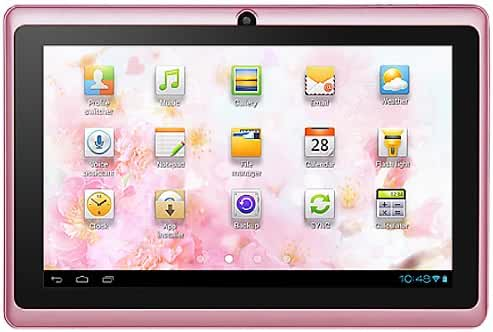 Kocaso M752PK 7-Inch 4 GB Tablet