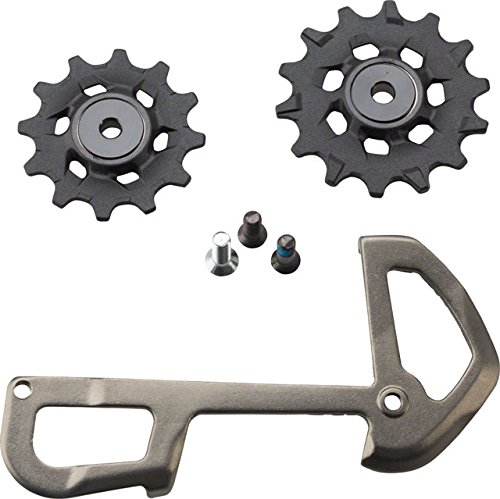 SRAM X01 Eagle Pulleys and Grey Inner Cage by SRAM
