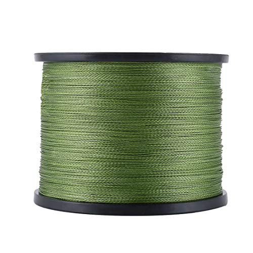 1000 Meters Super Strong PE Multifilament Braided Fishing Line PE Fishing line