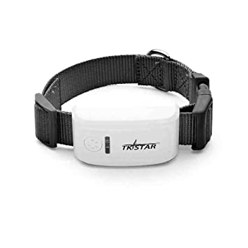 BoomBoost - Collar de seguimiento con localizador global en tiempo real con GPS para mascota -