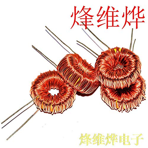 20 Maslin Nude toroidal Inductor 33UH 3A Inductor Winding inductance Magnetic inductance