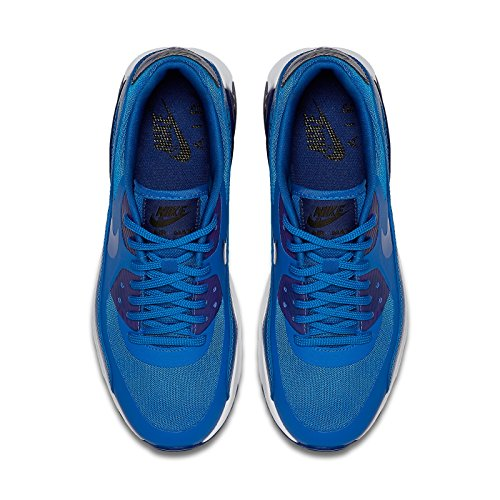 Nike Para Ultra Blue Zapatillas Deporte Mujer Essential 90 W Max de Air qrwxqfpAR
