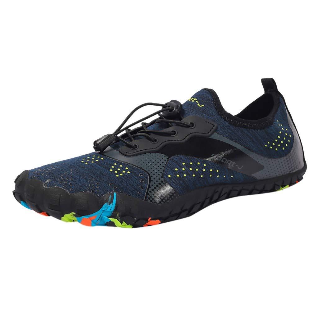 MCYs Chaussures Aquatique pour Homme Femme Chaussons de Plage de d'eau avec...