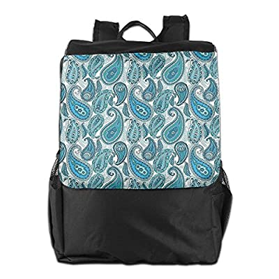 2e3ce498de06 Newfood Ss Asian Ndian Ornamental Retro Pattern Outdoor Travel Backpack Bag  For Men And Women lovely