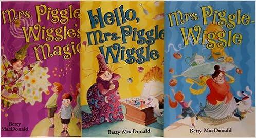 Book Mrs. Piggle-Wiggle Set, Books 1-3: Mrs. Piggle-Wiggle; Mrs. Piggle-Wiggle's Magic; and Hello, Mrs. P