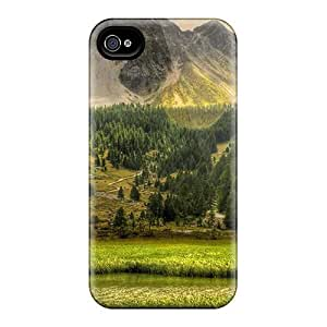 Favorcase Fashion Protective Road Going Up The Mountain Hdr Cases Covers For Iphone 6