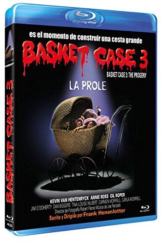 Basket Case 3: La prole 1992 Basket Case 3: The Progeny [Non-usa Format: Pal -Import- Spain ]