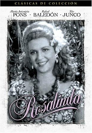 Museo Thalía en Nebraska: DVD - Rosalinda - CocaCola Telenovela Club